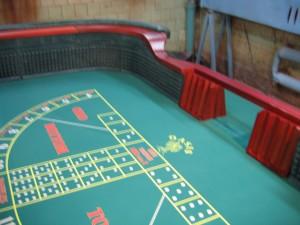 Крепс для казино