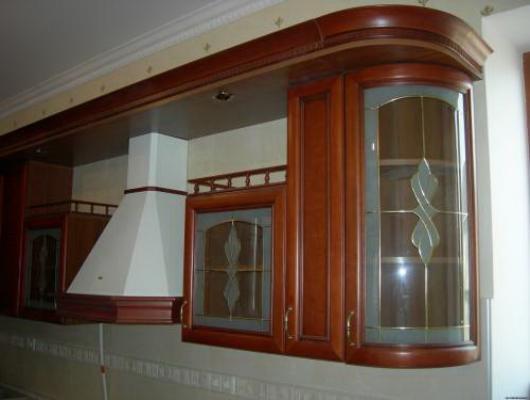 Витраж в кухоню